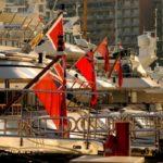 Как выбрать флаг для яхты