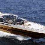 Золотой тюнинг яхты для малазийского бизнесмена